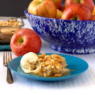 Apple Pie Ice Box Cake.