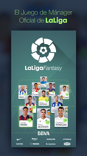 LaLiga Fantasy Oficial Manager