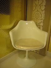 Photo: Gold Colour Cushion
