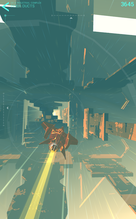 Hyperburner- screenshot