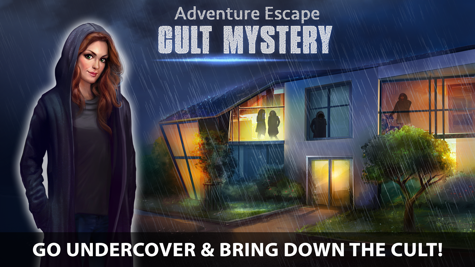 Adventure Escape: Cult Mystery – скриншот