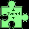 Show previous or next tweets icon