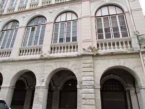 Photo: Old building for the East Asiatic Trading Company