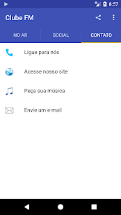 Clube FM Rio Claro - náhled