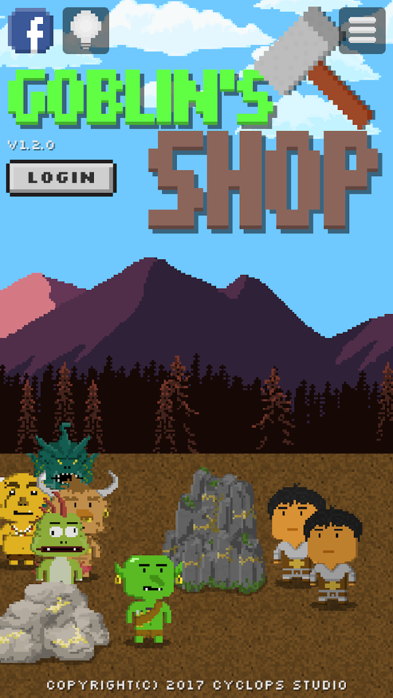 Goblin's Shop Screenshot 0