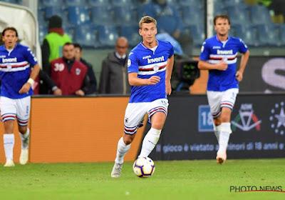? Quel match de fou !  La Sampdoria de Gênes avec Dennis Praet arrache un point après neuf minutes d'arrêts de jeu