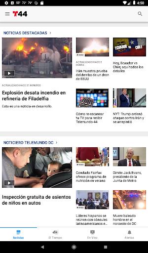 Telemundo 44 screenshot 16