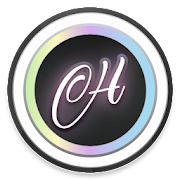 Holographic Theme - Wallpapers and Icons APK