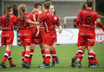 Beloftenploeg OH Leuven heeft nieuwe coach gevonden bij KAA Gent Ladies