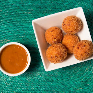 Mexican Ricotta Croquettes.