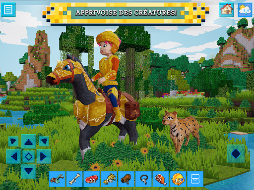 Télécharger Code Triche RealmCraft with Skins Export to Minecraft MOD APK 1