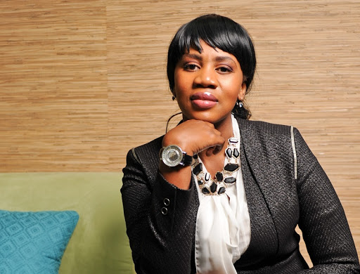 Nompumelelo Mokou, newly appointed MD for Dimension Data, Southern Africa.