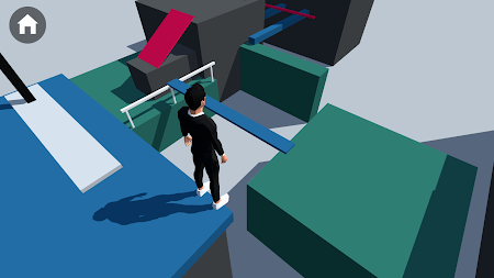 Parkour Flight APK screenshot thumbnail 5
