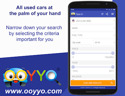 Used Cars for Sale – OOYYO- screenshot thumbnail