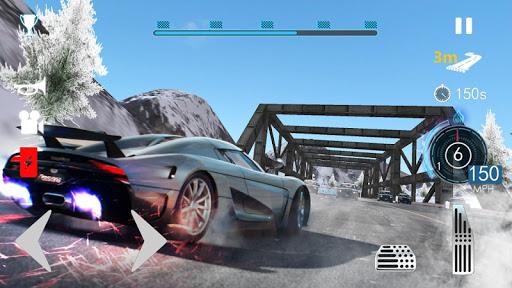 Super Fast Car Racing 1.1 screenshots 1