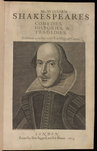 Shakespeare First Folio (SSS.10.6)