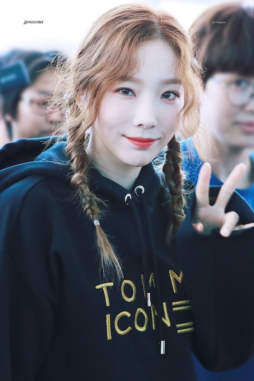 taeyeon curly 13