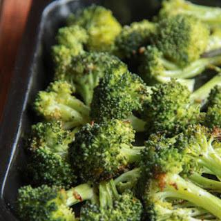 Ultimate Baked Broccoli