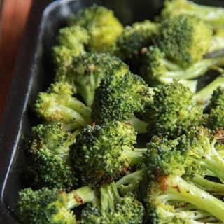 Ultimate Baked Broccoli.