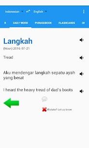 Indonesian English Translator 7.6.2 Mod + Data for Android 2