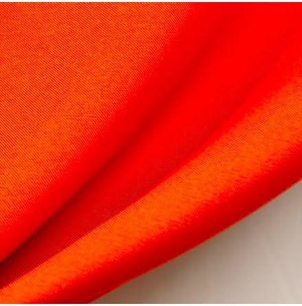 Mörkläggningstyg Struktur - orange