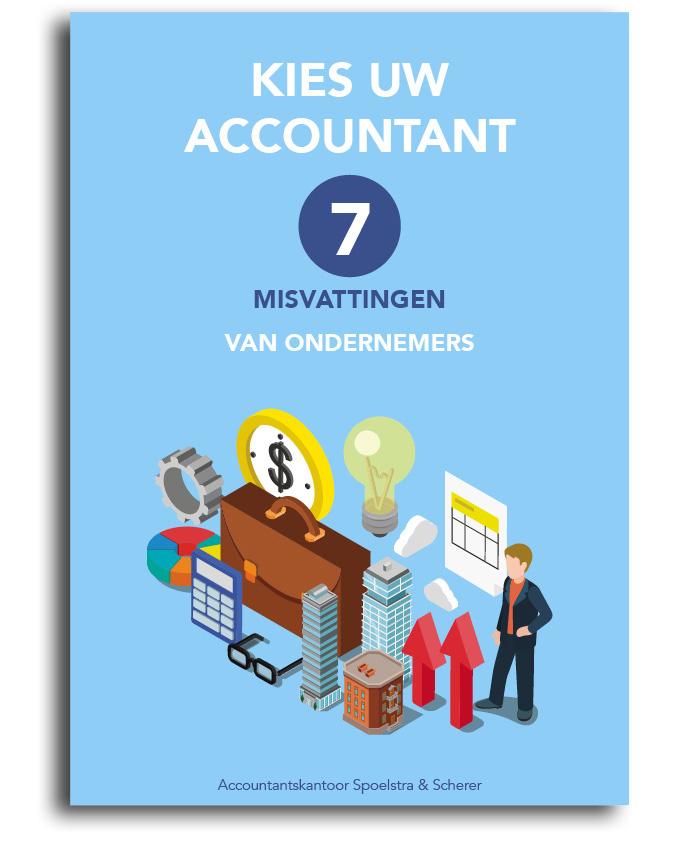 Kies uw Accountant boekje