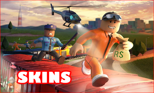 Skins Robux For Roblox 3