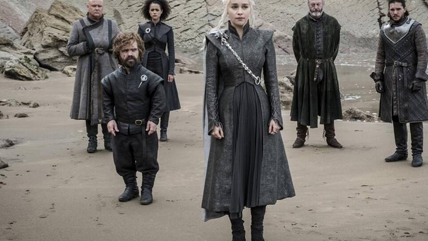 Personajes de Juego de Trono. Fotografía de HBO.