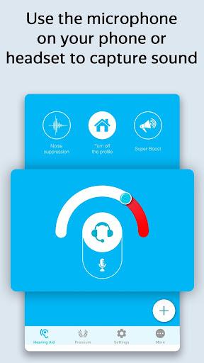 Petralex Hearing Aid App 3.5.5 screenshots 2