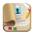 Daily Notes, Notepad, Note Icon