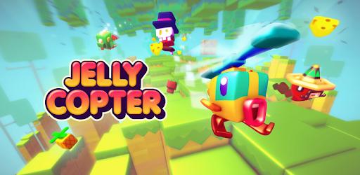 Jelly Copter captures d'écran