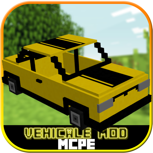 Vehicle Mod - Cars Planes MCPE 運動 App LOGO-硬是要APP