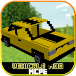 Vehicle Mod - Cars Planes MCPE Icon