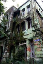 Photo: Year 2 Day 54 - Old Building in Yangon