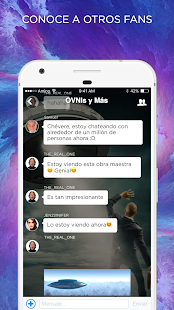 UFO Amino en Español - náhled