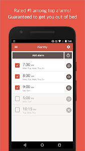 Alarmy (Sleep If U Can) - Pro v22.3