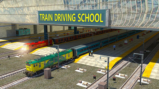 Train Driving School - screenshot