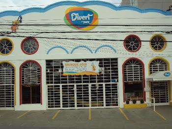 Divert Park- buffet infantil e parque indoor