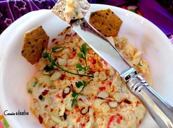 Warm Crab Spread Recipe