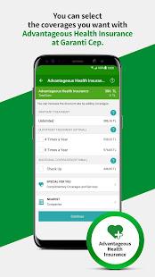 App Garanti Mobile Banking APK for Windows Phone