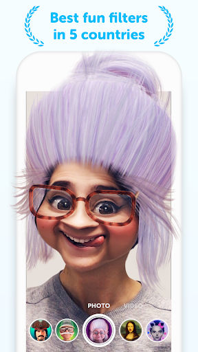 Banuba - Live Face Filters & Funny Video Effects 3.15.0 screenshots n 1