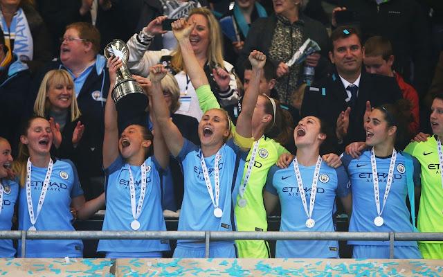 Manchester City Women Tab