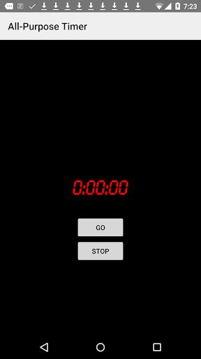 All-Purpose Timer