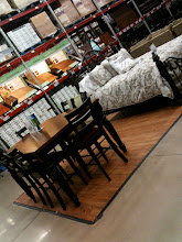 Photo: I really didn't know that this Sam's club carried furniture