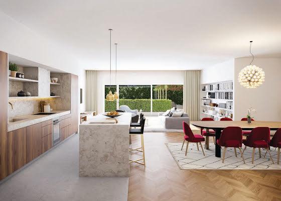 Vente appartement 4 pièces 214 m2