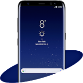 Theme Samsung Galaxy S8 / S8 Plus / S8 Active Android APK Download Free By Launchers Inc