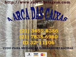 CAIXA DE PAPELÃO DUPLEX - ARCA DAS CAIXAS