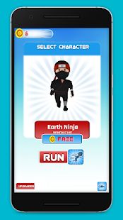 Ninja Runner 3D Screenshot