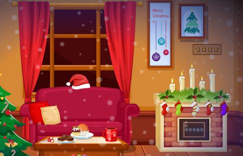 Christmas Santa-MIZ Escape Games-3 - náhled