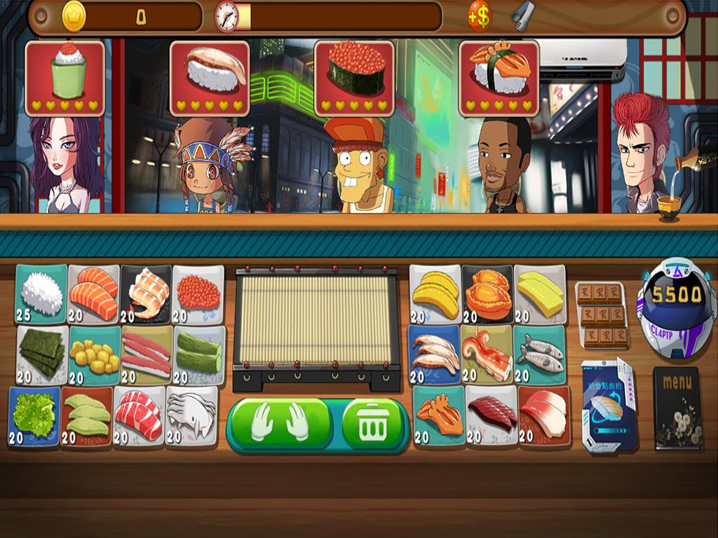Sushi House 2- screenshot